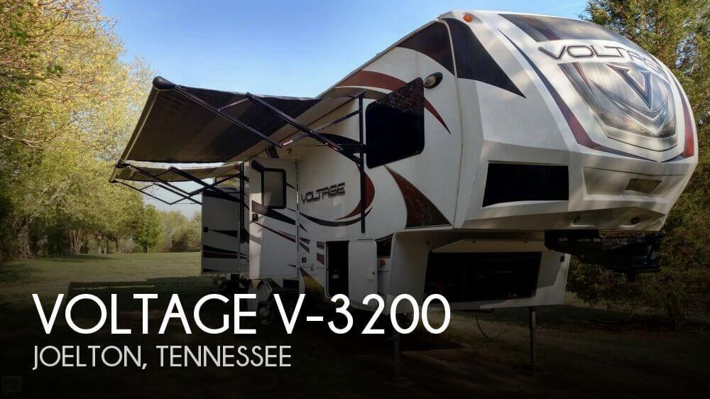 2012 Dutchmen Voltage V-3200