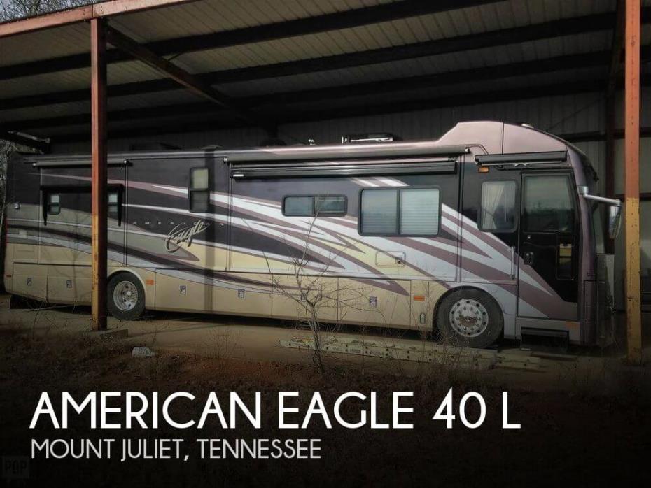 2004 American Coach American Eagle 40 L
