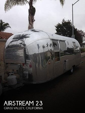 1962 Airstream Airstream 24 Trade Wind