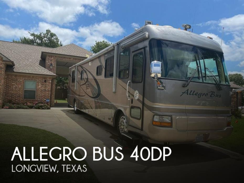 2003 Tiffin Allegro Bus 40dp