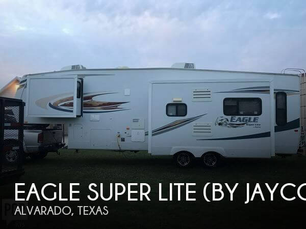 2011 Eagle Super Lite (by Jayco) 315 RLTS
