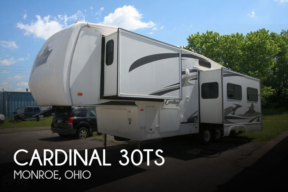 2008 Forest River Cardinal 30TS