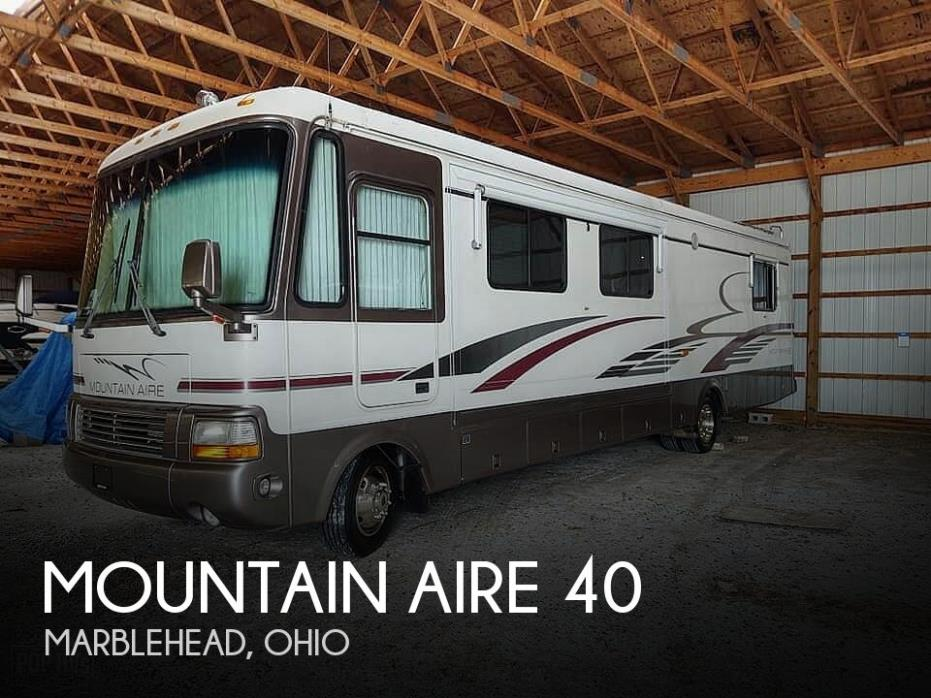 1999 Newmar Mountain Aire MA3780