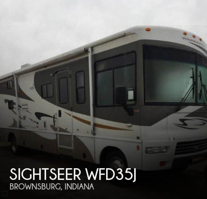 2007 Winnebago Sightseer WFD35J