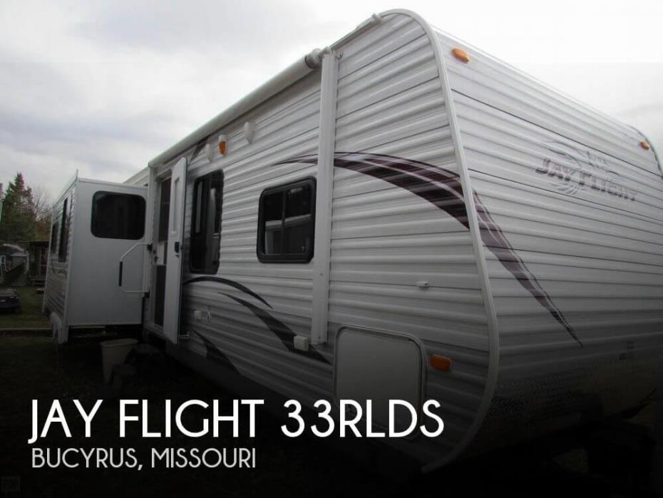 2013 Jayco Jay Flight 33RLDS