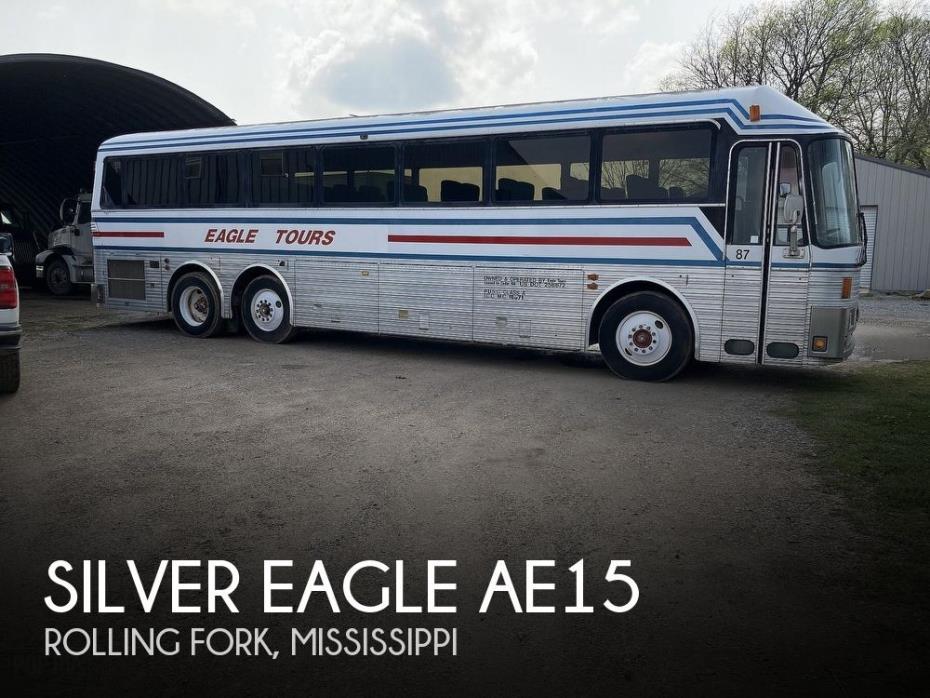 1985 Eagle Bus Silver Eagle AE15