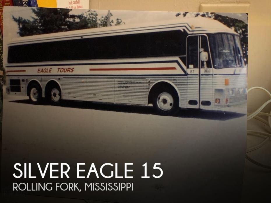 1985 Eagle Bus Silver Eagle AE15