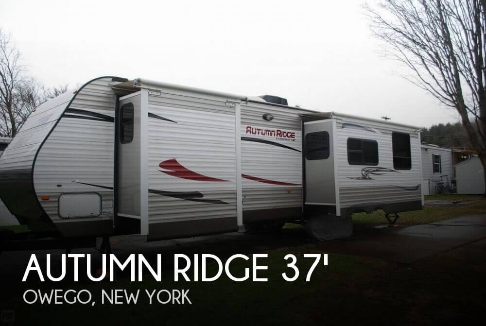 2015 Starcraft Autumn Ridge 37 315RKS