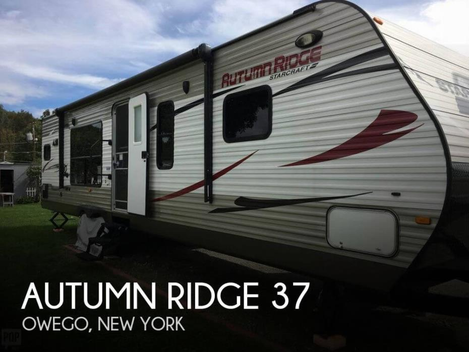 2015 Starcraft Autumn Ridge 37