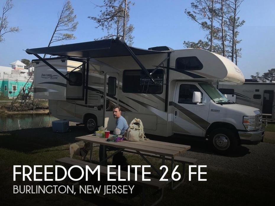2016 Thor Motor Coach Freedom Elite 26FE