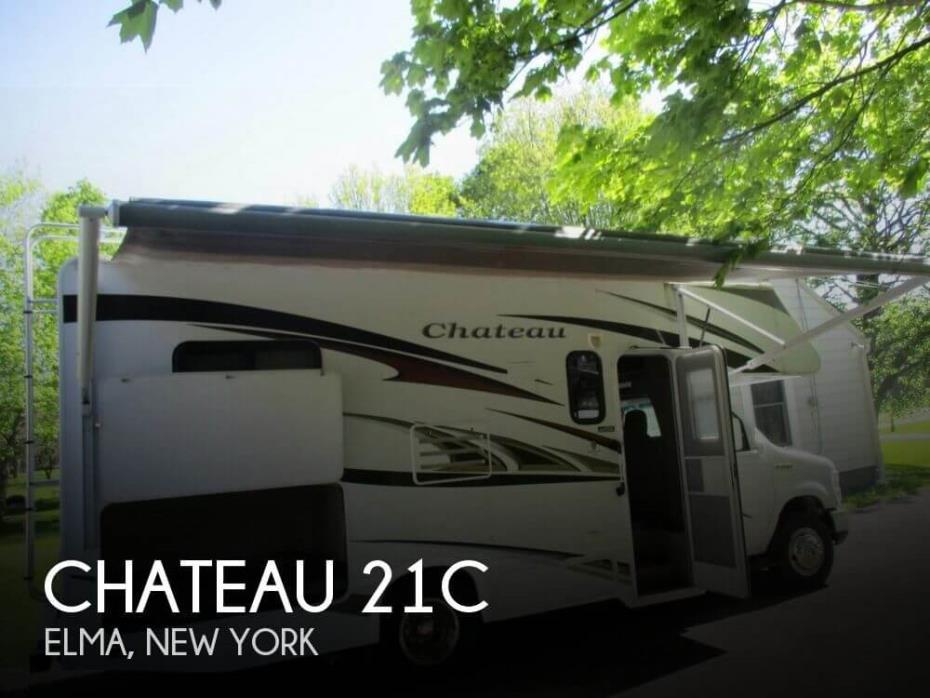 2011 Thor Motor Coach Chateau 21C