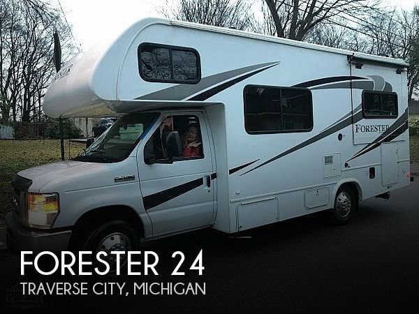 2016 Forest River Forester 2251S LE