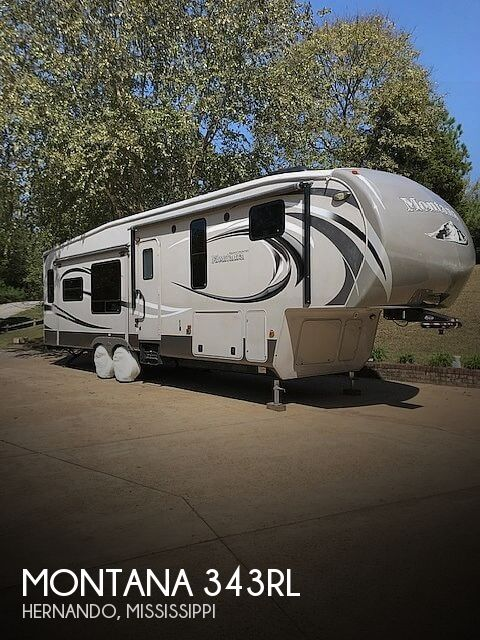 2013 Keystone Montana High Country 343RL