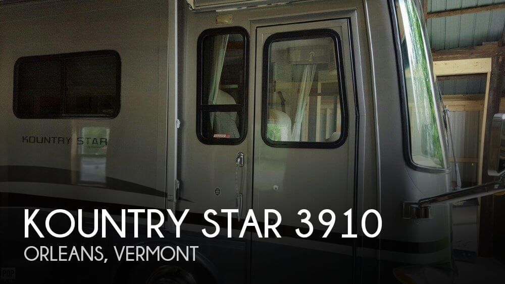 2005 Newmar Kountry Star 3910
