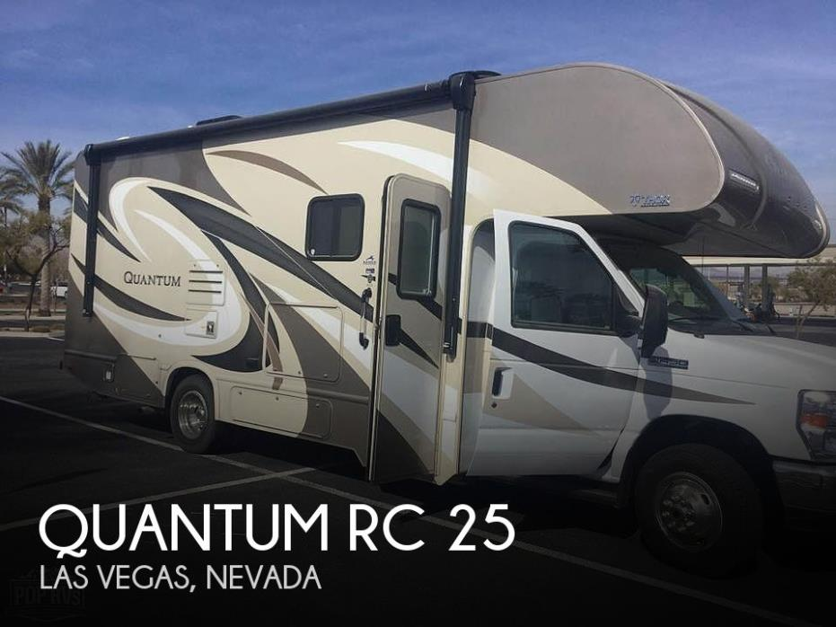 2018 Thor Motor Coach Quantum RC25