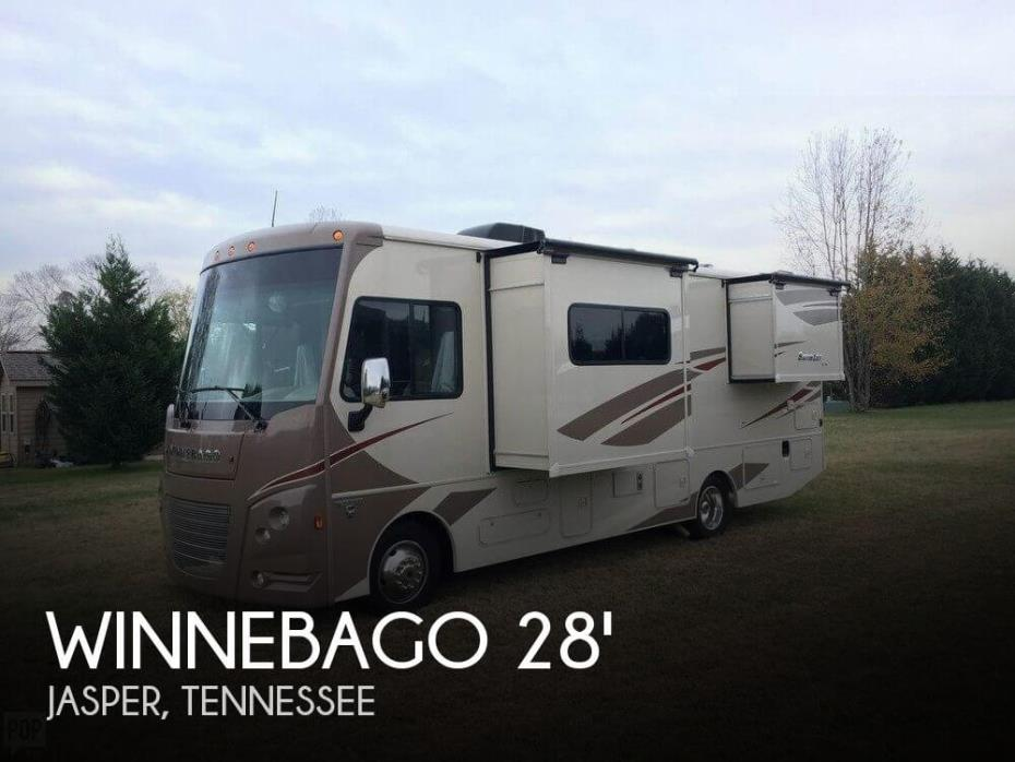 2016 Winnebago Winnebago Sunstar 28