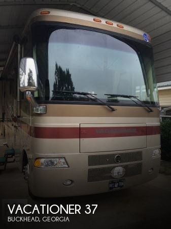 2006 Holiday Rambler Vacationer 37
