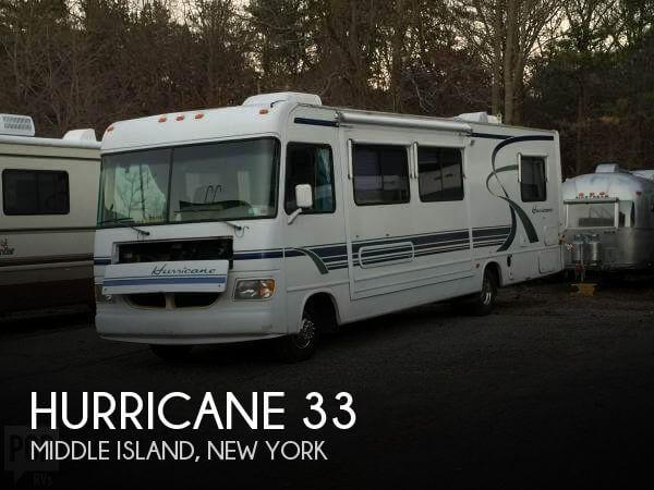 1998 Thor Motor Coach Hurricane 33 SL