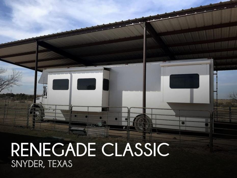 2017 Harney Coach Works Renegade Classic