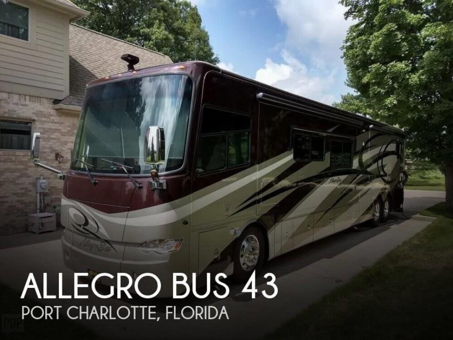 2011 Tiffin Allegro Bus 43