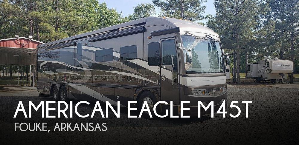 2015 American Coach American Eagle 45T