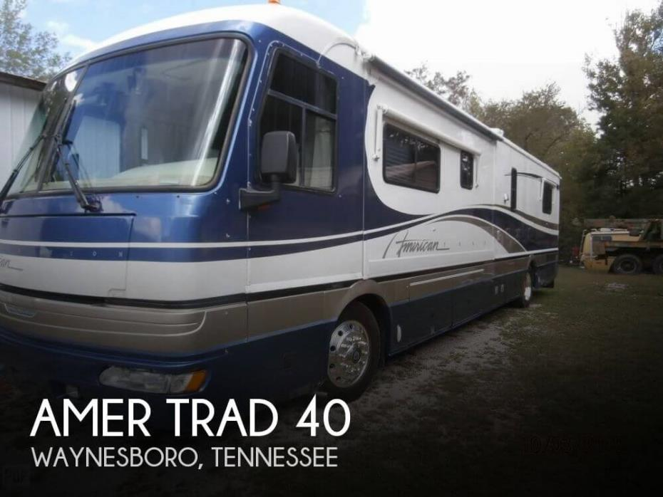 1999 American Coach American Tradition 40