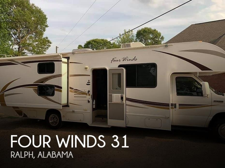 2013 Thor Motor Coach Four Winds 31A