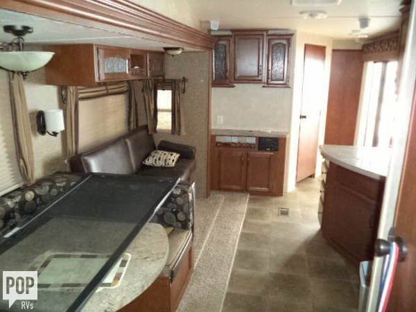 2014 Forest River Wildwood 402QBQ, 2