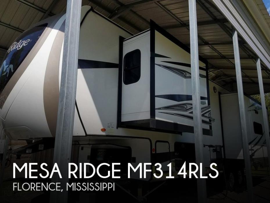 2019 Highland Ridge Mesa Ridge MF314RLS