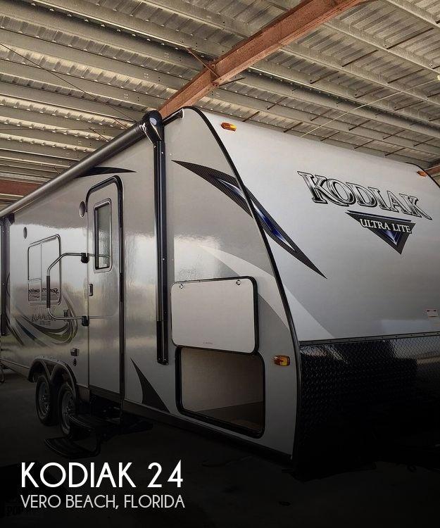 2017 Dutchmen Kodiak 24