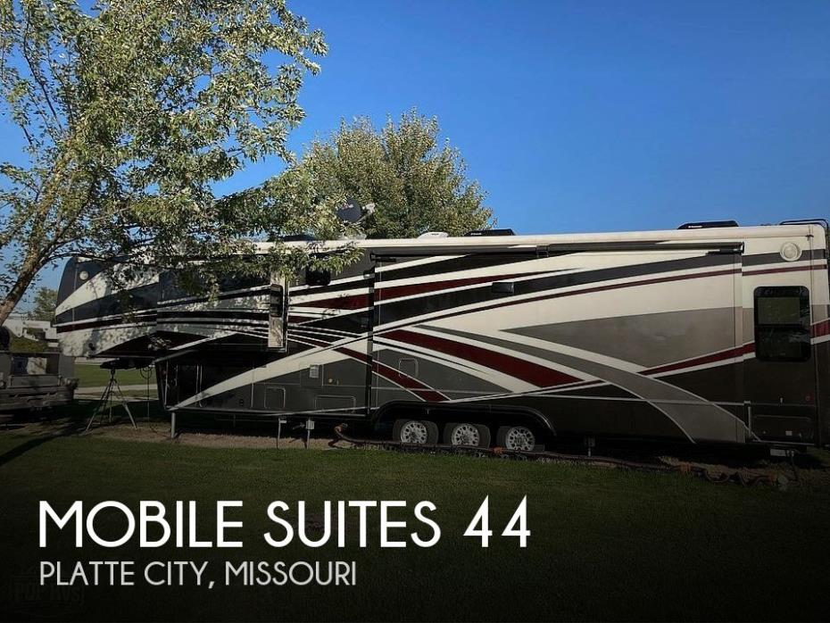 2017 DRV Mobile Suites 44 HOUSTON