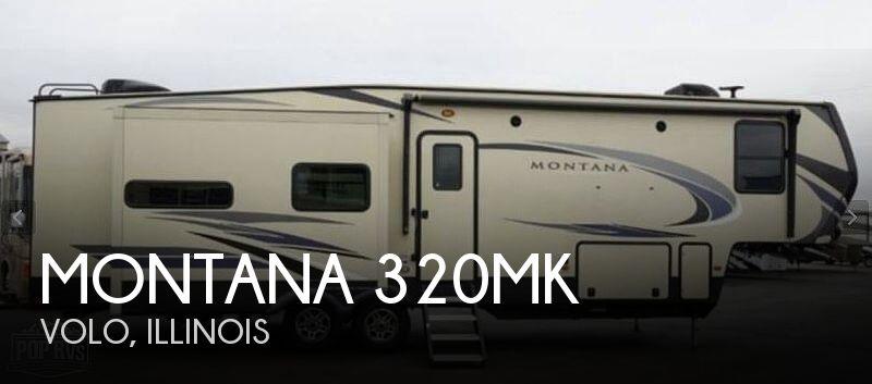 2019 Keystone Montana 320MK