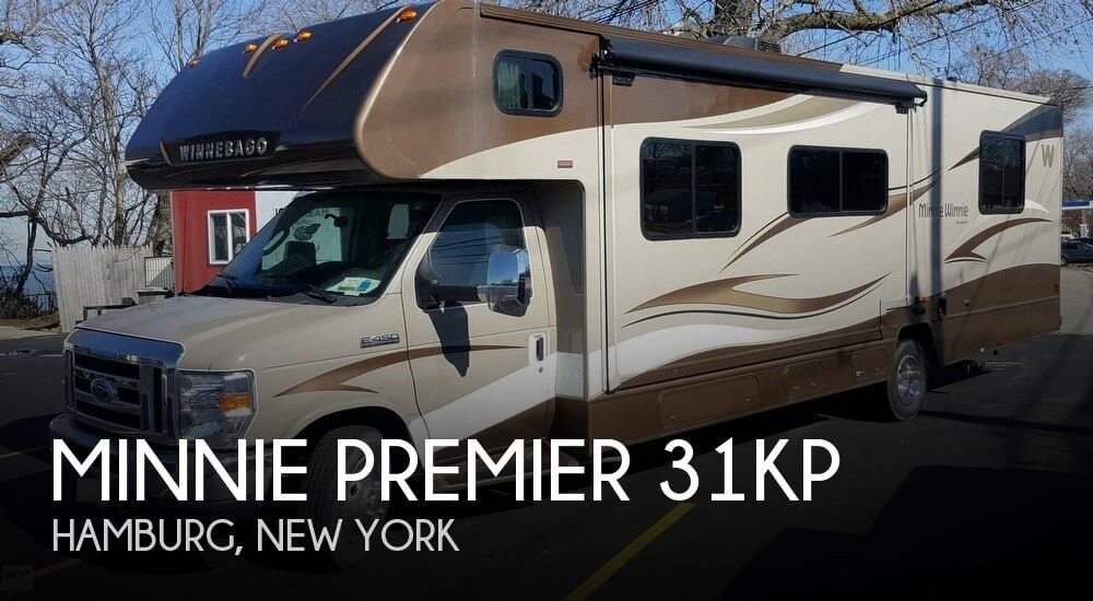 2014 Winnebago Minnie Premier 31KP