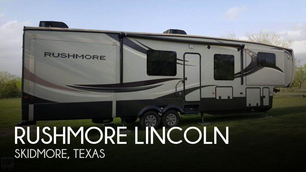 2015 CrossRoads Rushmore Lincoln