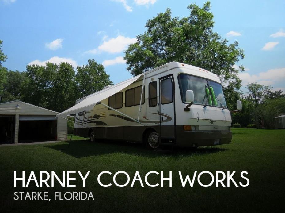 1999 Harney Coach Works Renegade Classic Edition Series Casa Grande