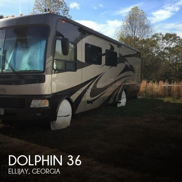 2006 National RV Dolphin 36