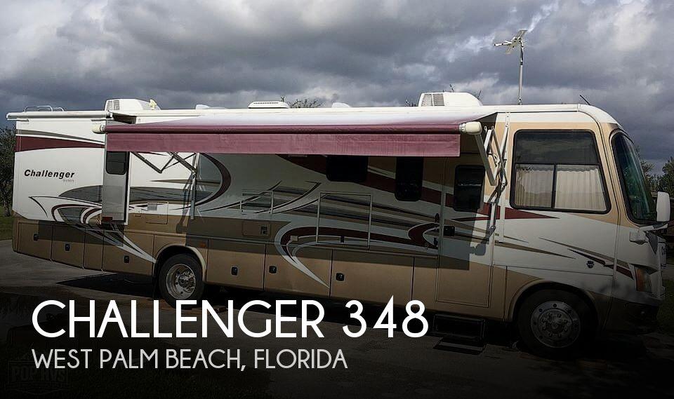 2011 Damon Challenger 348