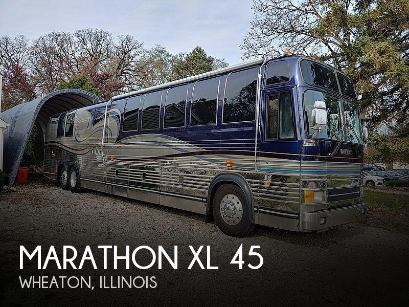 2000 Prevost Marathon XL 45