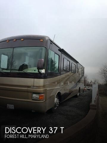 1998 Fleetwood Discovery 37 T
