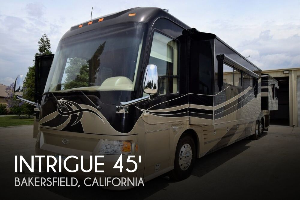 2008 Country Coach Intrigue 530 Series Jubilee