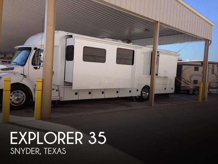 2014 Renegade Explorer 35