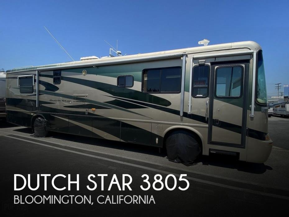 2003 Newmar Dutch Star 3805