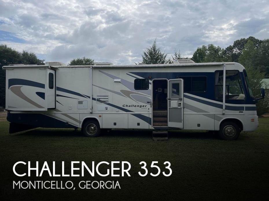 2004 Damon Challenger 353