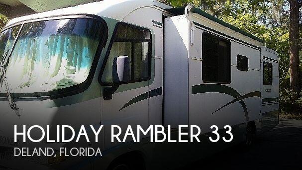1999 Holiday Rambler Vacationer 33PS