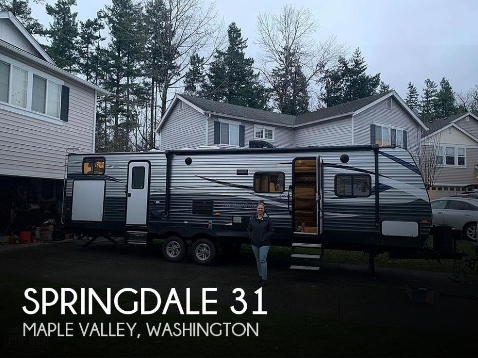 2018 Keystone Springdale 303BH