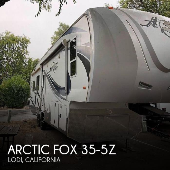 2016 Northwood Arctic Fox 35-5Z