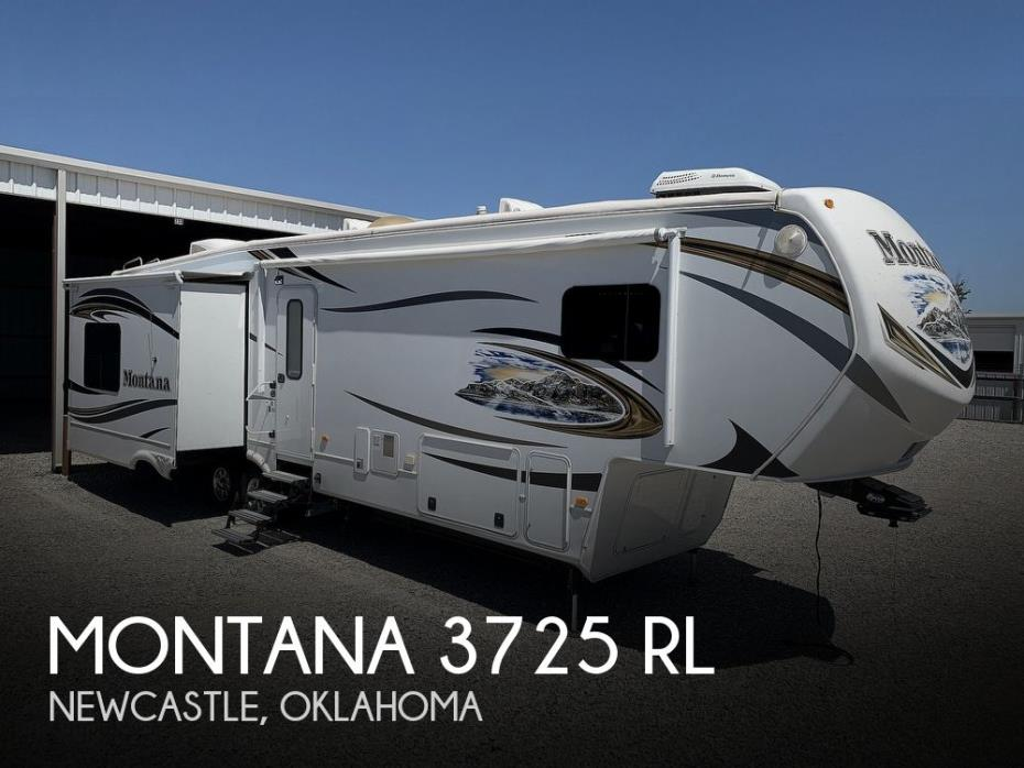 2014 Keystone Montana 3725 RL