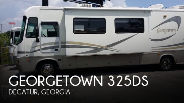 2002 Forest River Georgetown 325DS