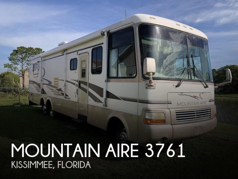 1997 Newmar Mountain Aire 3761