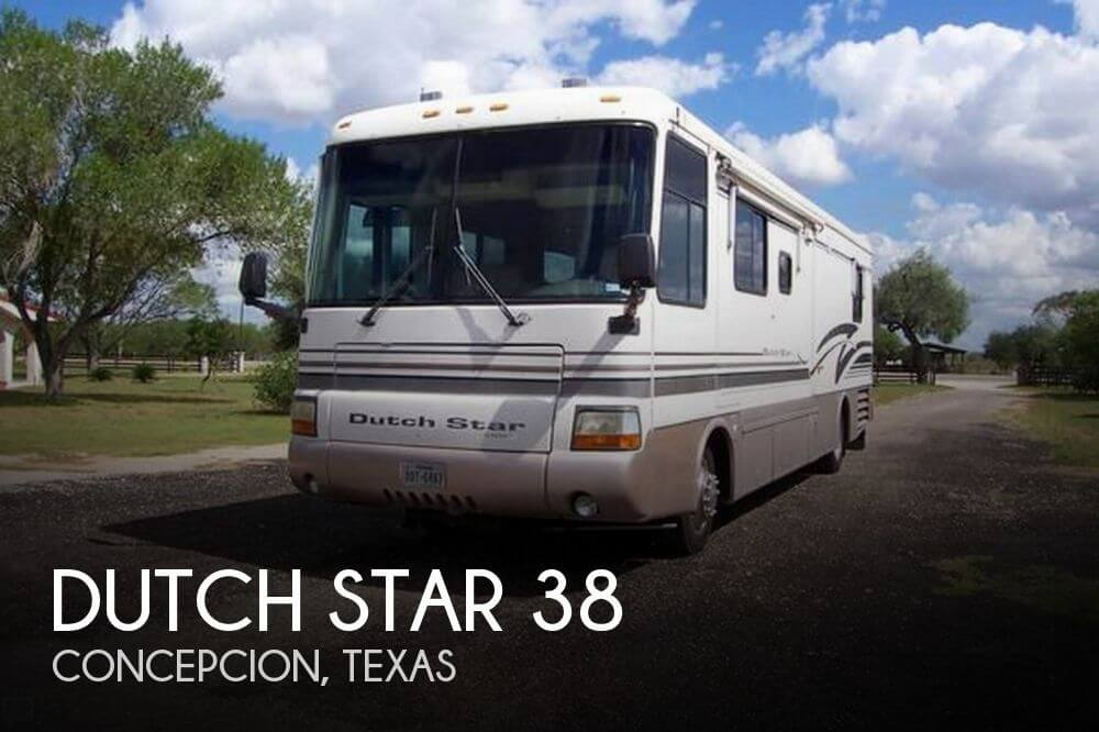 1999 Newmar Dutch Star 38